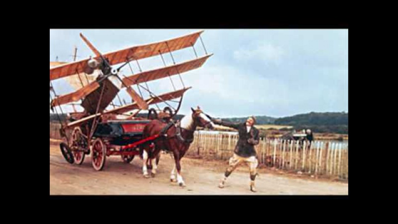 Those Magnificent Men in their Flying Machines - Original theme song