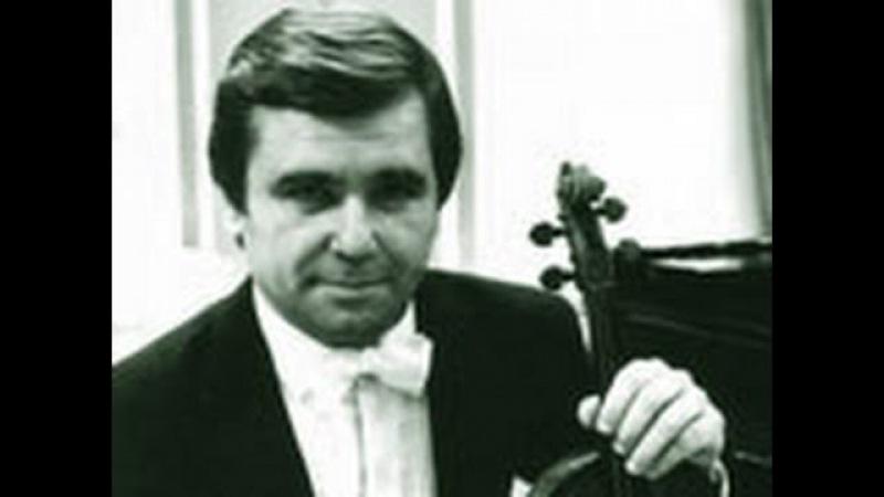 Paganini. Cantabile, La Campanella. В Третьяков. 1993
