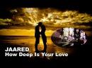 Jaared - How Deep Is Your Love with LYRICS