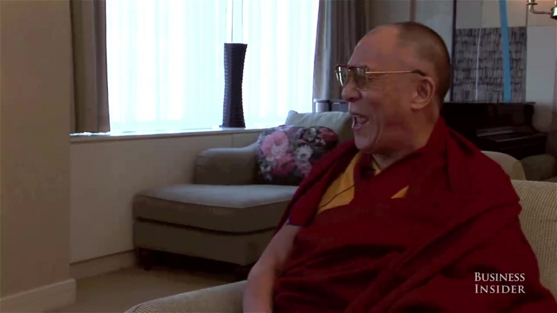 Далай Ламе показали твой торговый счет