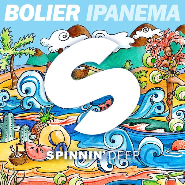 Bolier - Ipanema (Extended Mix)