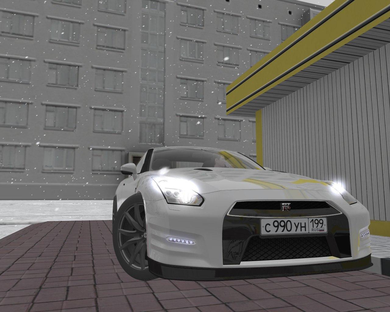 City Car Driving Topic Nissan Gtr R35 1 5 1 1 2