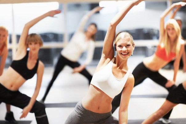 """Афиша Танцевальная гимнастика """"Красота и энергия тела"""""""