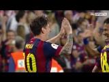 Потрясающий гол Лео Месси в ворота Атлетик Бильбао