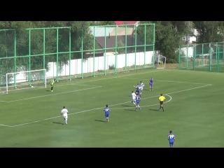 ФК Иртыш - ФК Кызыл Жар СК (1 тайм U18)
