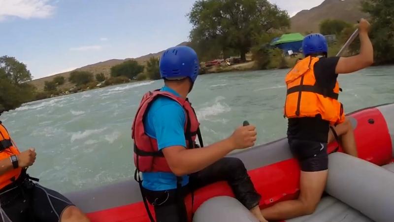 Rafting2016/Chilik