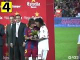 Прощание Роналдиньо с Барселоной