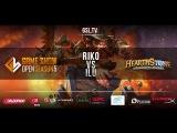 Riko vs Ilu - BY, UA OPEN QUALI #1 @warwar