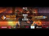 Riko vs karik - BY, UA OPEN QUALI #1 @warwar