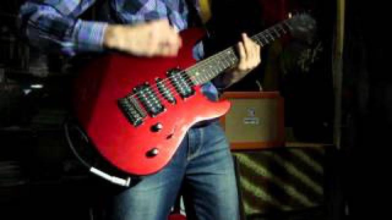 Disturbed - Stricken Guitar Cover