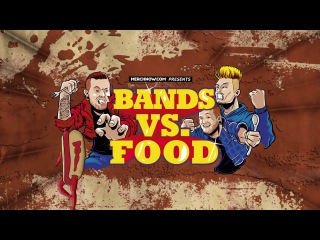 Bands Vs Food Episode #7 - Caz's Chowhouse in Tulsa