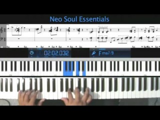 Learn Neo Soul, Jazz, Hip-Hop and R&B Urban Piano Chords - Underground Neo-Soul and Hip-Hop