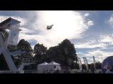 Норвежские соревнования по прыжкам животом на воду