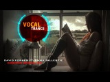David Forbes Ft. Emma Gillespie - Hurricane (Original Mix)