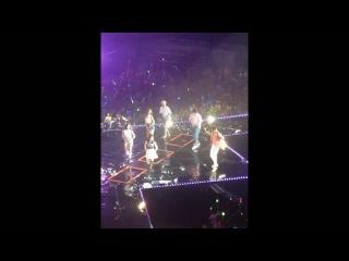 Like Ohh Ahh(OOH-AHH하게) - Nayeon Tzuyu Chaeyoung Nichkhun Mark JR @JYP Nation 2016 [Fancam]