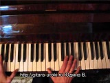 ТАМ ГДЕ КЛЁН ШУМИТ Разбор - Кавер Юдиной Урок на пианино.