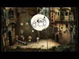 Трейлер игры Machinarium
