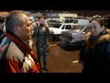 Наталья Пелевина в поддержку дальнобойщиков