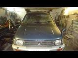 Mitsubishi RVR ,разбора двигателя.