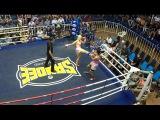 ММА и Таиский бокс на Пхукете