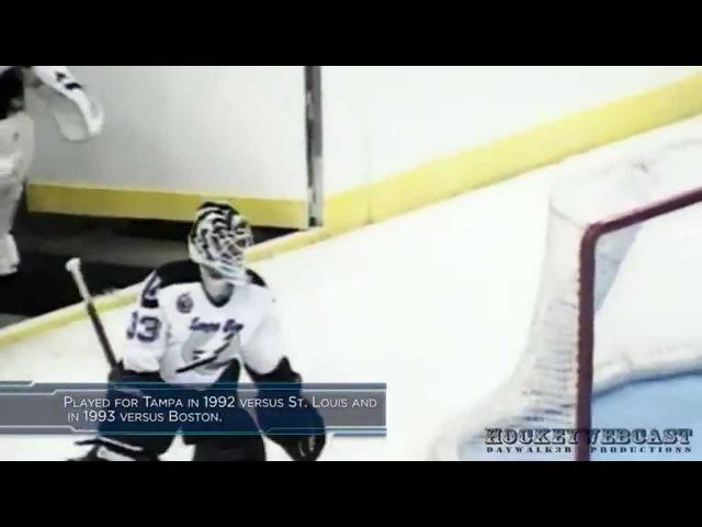 Манон Ремон (Manon Rheaume) Первая женщина играющая в НХЛе
