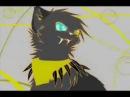 коты - воители Змеехвостая - безумие