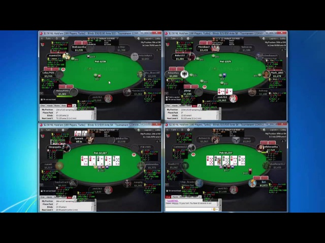 Покер ВОД Live Session MTSnG Pokerstars Дмитрий Hammerhead