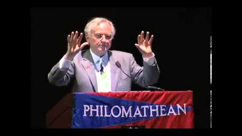 Richard Dawkins Lecture on Evolution