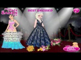 Disney Frozen Game Elsa Ariel Jasmine Red Carpet Fashion and Best Date