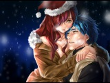 Speedpaint - Jellal x Erza [Fairy Tail]