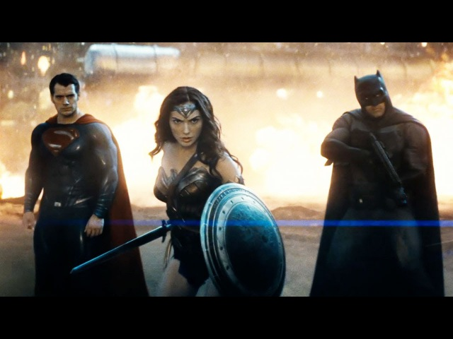 Бэтмен против Супермена: На заре справедливости — Русский трейлер 2 (2016) vk.com/kodikonline
