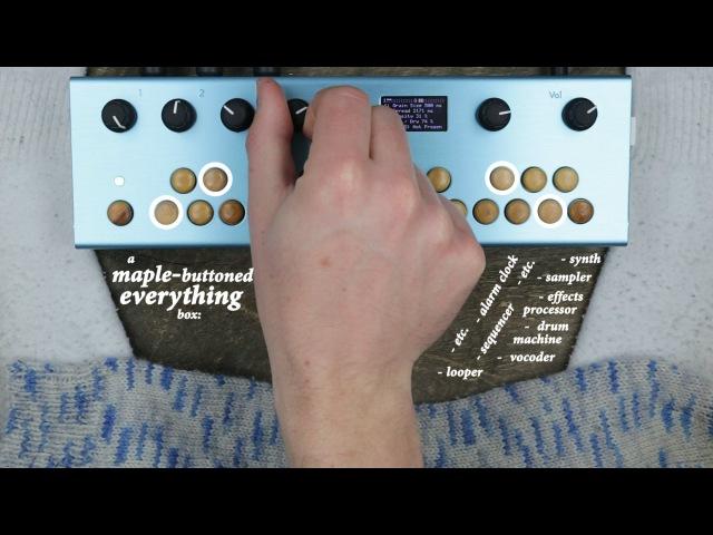 Critter Guitari - Organelle
