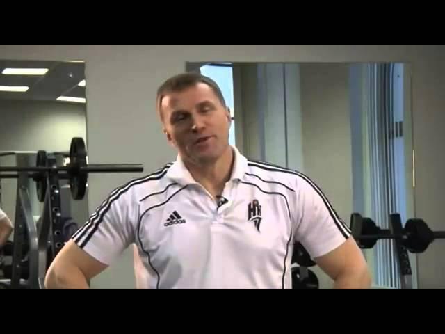 «Adidas Самосовершенствование. Баскетбол». Урок 1. Упражнения для развития мышц спины