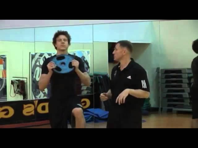 «Adidas Самосовершенствование. Баскетбол». Урок 2. Ноги