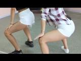 Как танцевать тверк поэтапно - Как научиться танцевать девушке в клубе - Урок 1
