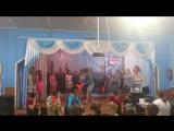 1 отряд Фестиваль хорового пения