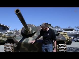 Загляни в реальный танк Хетцер. Часть 1. В командирской рубке