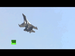 Су 30СМ Сверхманевренный истребитель на защите российских бомбардировщиков