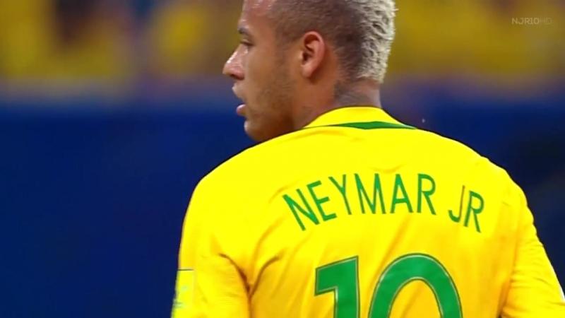 Neymar vs Colombia (Home) 16-17 HD 720p (06_09_2016)