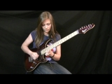 Van Halen ''Eruption'' guitar cover