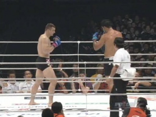 24 - Antonio Rodrigo Nogueira vs Mirko Filipovic - Pride Final Conflict - 9 November 2003