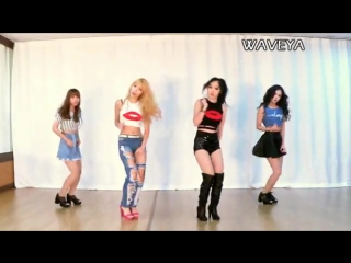 Waveya_Korea_Dance_Group_-_T-ara_Sugar_Free