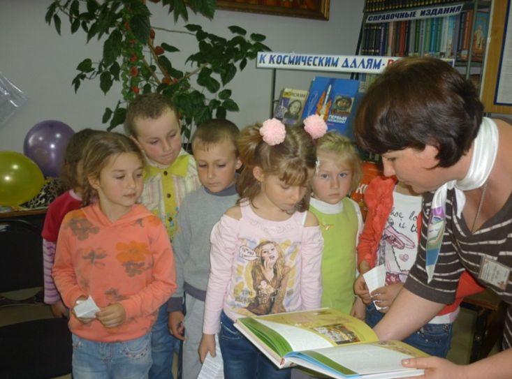 Маленьким жителям станицы Зеленчукской рассказали о космосе