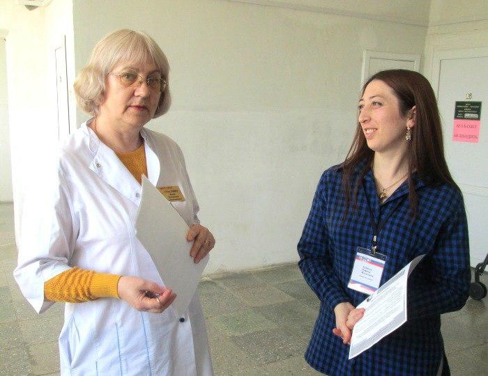 Коллективу Зеленчукской стоматологической поликлиники рассказали о пенсионной грамотности и социальной ответственности
