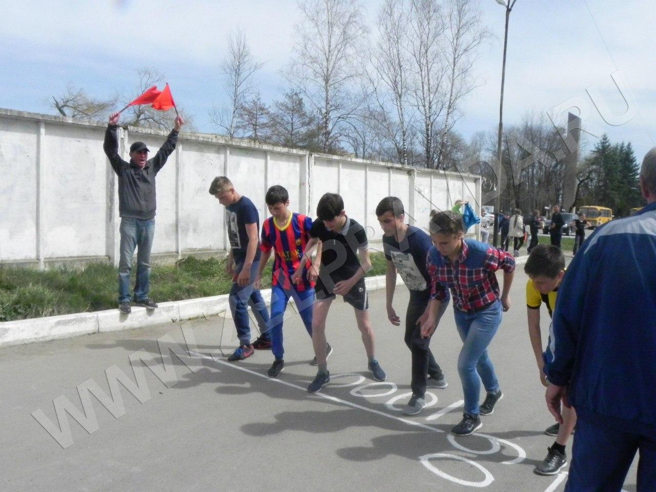 В Зеленчукской прошли соревнования по легкоатлетическому четырехборью