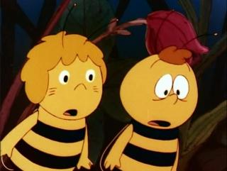 Пчелка Майя (1 сезон 12 серия из 52) Австрия, Япония, Германия (ФРГ). 1975