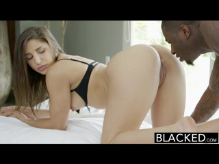 [blacked] abella danger - big booty girl worships big black cock (720p) #porno #blacked