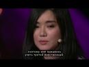 TEDTalks Хёнсо Ли —Мой побег из Северной Кореи
