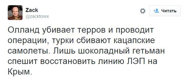 """Кабмин работает над списком товаров, которые можно поставлять в оккупированный Крым: """"У нас есть определенное видение"""", - замглавы Минэкономразвития - Цензор.НЕТ 138"""
