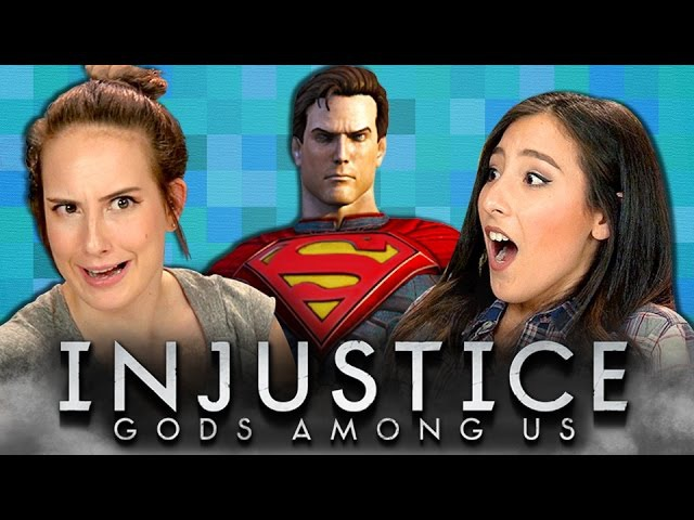 INJUSTICE: GODS AMONG US (REACT: Gaming)